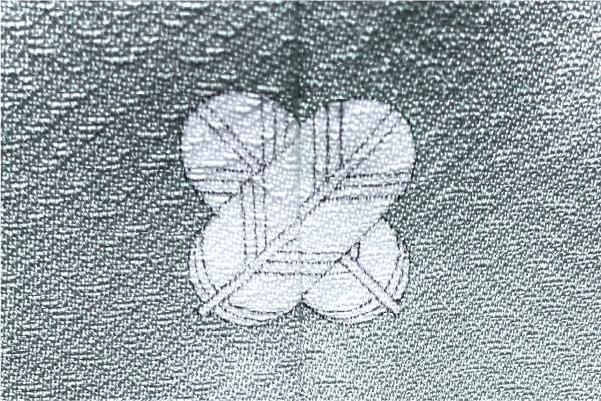 染め抜き紋